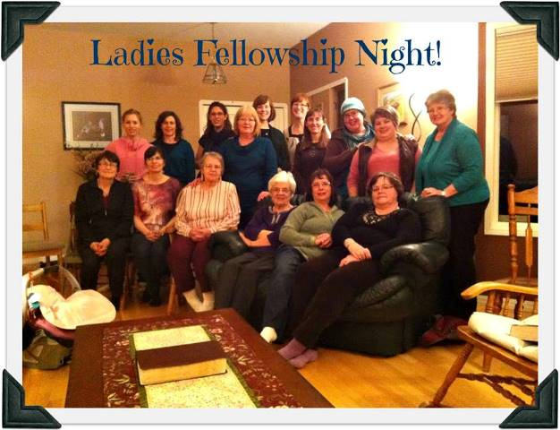 ladies Fellowship - Copy